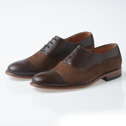Oxford Mix Marron